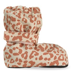 Kuling Yellowstone Baby Booties Cookie Leopard