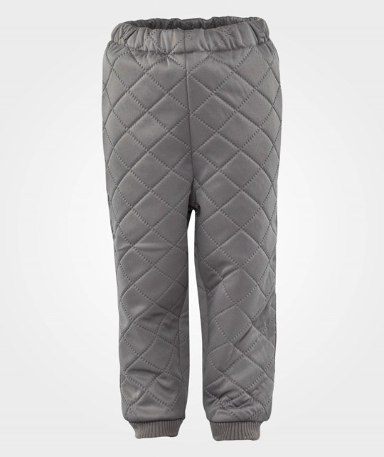 Wheat Thermo Pants Dark Grey Black