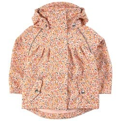 Kuling Gothenburg Softshell Jacket Pink Flower