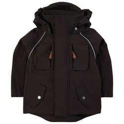 Kuling Gothenburg Softshell Jakke Always Black