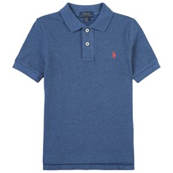 Ralph Lauren Polo Shirt Royal Heather