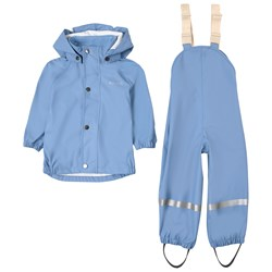 Kuling San Marino Recycled Rain Set Dust Blue