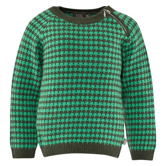 Kidscase Ford Baby Sweater Dark Green/Green Green