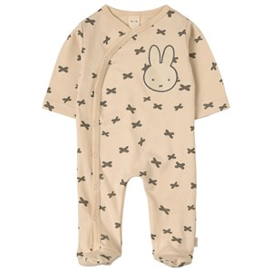 Image of Miffy Miffy Footed Baby Body Sand 50/56 cm (1854053)