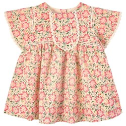 Louise Misha Christina Dress Pink Meadow