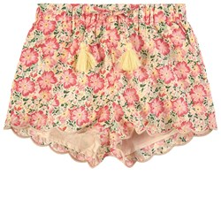 Louise Misha Vallaloid Shorts Pink Meadow