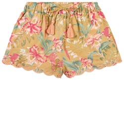 Louise Misha Vallaloid Shorts Soft Honey Parrots