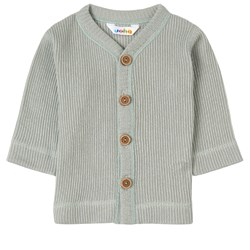 Joha Knitted Cardigan Green