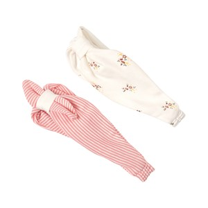Image of Petit Bateau 2-Pack Hairbands Multicolor 12-24 mdr (1815439)
