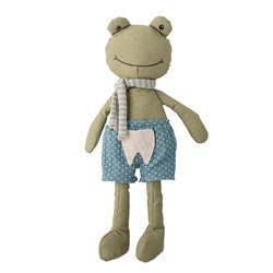 Bloomingville Freddy the Tooth Fairy Soft Toy Green