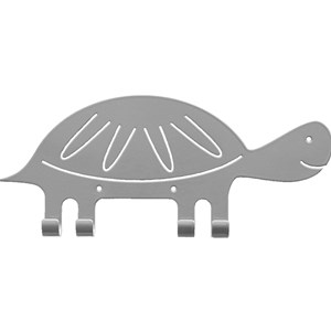 Image of Marnelly Turtle Wall Hook Gray 12 months - 12 years (1769498)