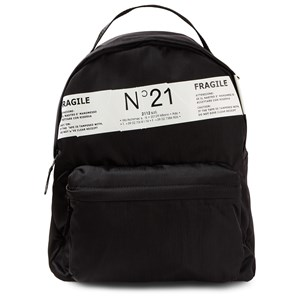 Image of N°21 Logo Print Backpack Black one size (1798517)