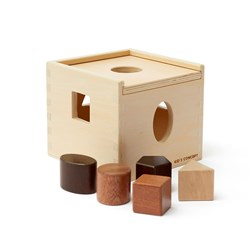 Kid's Concept NEO Sorting Box Natural