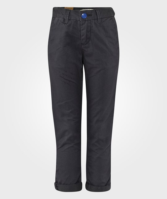 Scotch Shrunk Basic Chino Pants Night Blue