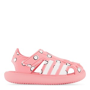 Image of adidas Performance Disney Print Water Sandaler Lyserøde 32 (UK 13.5) (1765993)