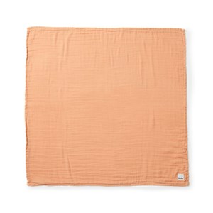 Image of Elodie Bamboo Muslin Blanket Amber Apricot one size (1856212)