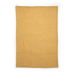 Image of Elodie Cellular Blanket Gold one size (1856213)