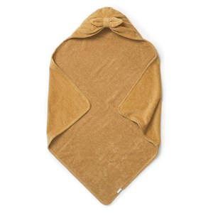 Image of Elodie Bow Hooded Towel Gold one size (1856241)