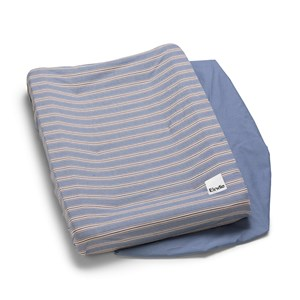 Image of Elodie 2-Pack Changing Pad Covers Sandy Stripe one size (1856251)