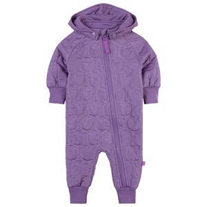 Småfolk Apple Coverall Purple 86 cm (1-1,5 år)