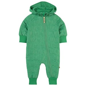 Småfolk Apple Coverall Green 86 cm (1-1,5 år)