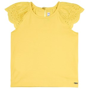 Image of Mayoral Embroidered Top Yellow 8 år (1841699)
