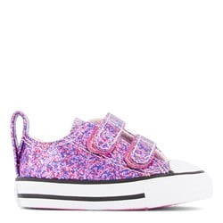 Converse Glitter Chuck Taylor All Star 2V Infants OX Sneakers Gamer Chuck