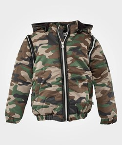 The BRAND Winter Jacket Camo