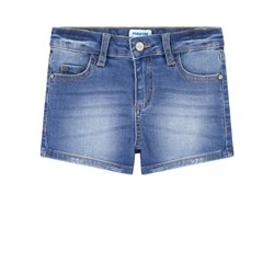Mayoral Denim Shorts Blue