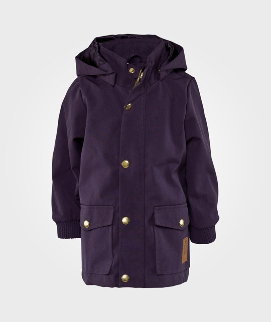 Mini Rodini Pico Jkt, Purple Purple
