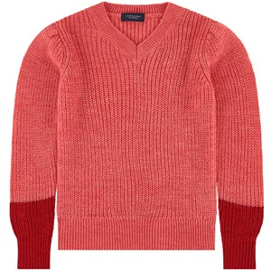 Image of Scotch & Soda Chunky knit with special sleeve 10 år (1823950)