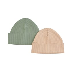 Kuling 2-Pack Detroit Hat Leaf Green/Sand