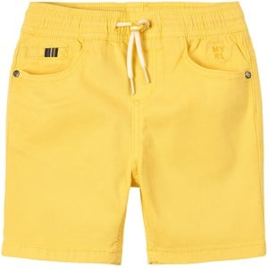 Image of Mayoral Shorts Yellow 3 år (1847485)