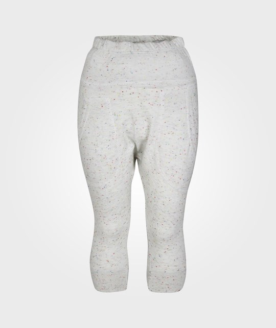 Shampoodle Stain Cloud Pants Stained Off White Hvid