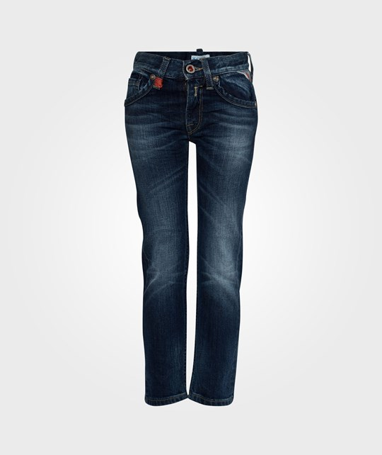 Replay Pants Denim Blue
