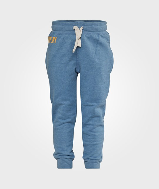 Replay Pant Sky Blue Blue