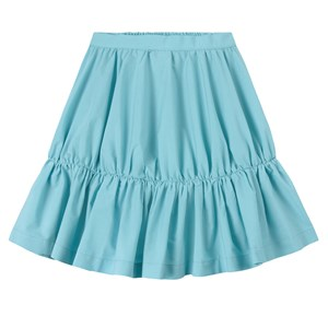 Image of The Middle Daughter Cumulus Cotton Poplin Skirt Swimming Pool 5-6 år (1871374)