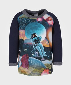 Molo Remington Top LS Space Collage