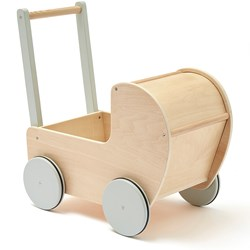 Kid's Concept Doll Stroller Natural