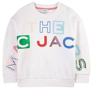 Image of The Marc Jacobs Branded Sweatshirt White 12 år (1764575)