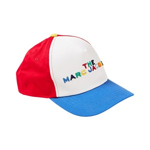 Image of The Marc Jacobs Branded Baseball Cap Multicolor 56cm (12 years) (1764701)