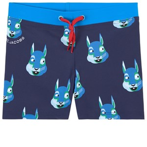 Image of The Marc Jacobs Bain Printed Swim Pants Blue 8 år (1807385)