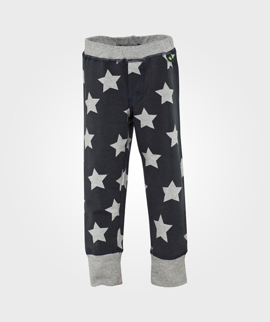 Molo Lyle Bottom Dark Melange Star Black