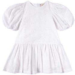 The Middle Daughter Up, Up and Away Broderie Anglaise Cotton Dress Broderie Anglaise