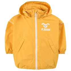 Mini Rodini Exclusive Windbreaker Jacket Yellow
