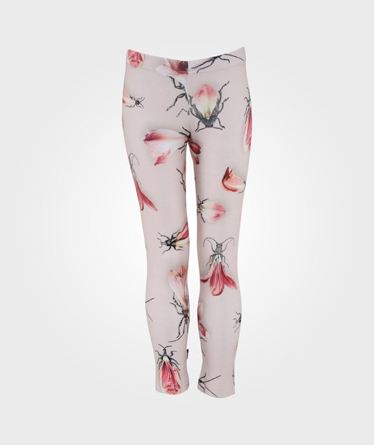 Molo Niki Leggings Flower Bugs пестрый