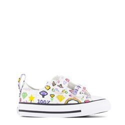Converse Gamer Chuck Taylor All Star 2V Infants OX Sneakers White