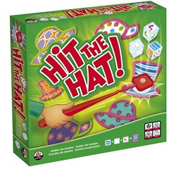 GameZone Hit the Hat Board Game