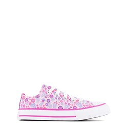 Converse Floral Chuck Taylor All Star OX Sneakers Pink