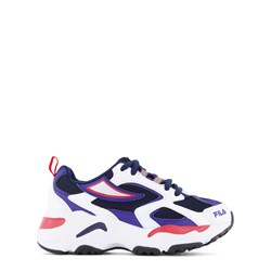 Fila Branded X Ray Tracer Sneakers Navy